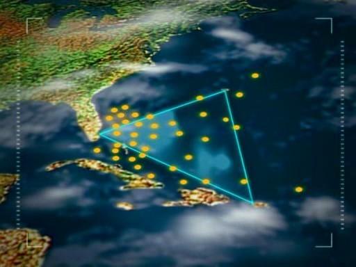 Бермудский треугольник - аномальная зона
