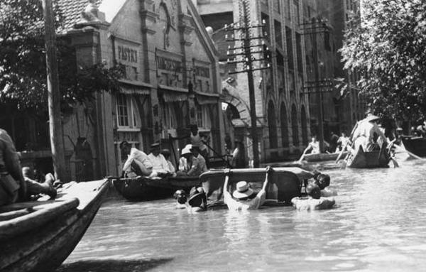 Стихийные бедствия в истории Китая: наводнения
