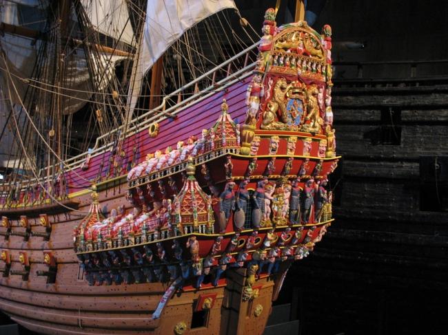 Самые известные кораблекрушения: фрегат «Ваза»