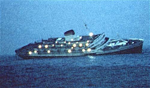 Самые известные кораблекрушения: лайнер «Андреа Дориа»