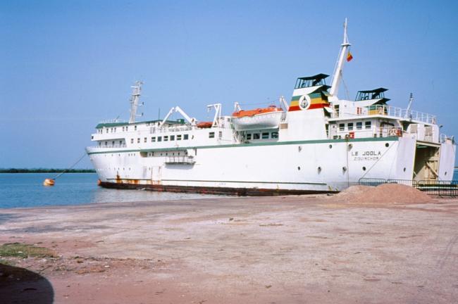 Самые известные кораблекрушения: паром «Джула»