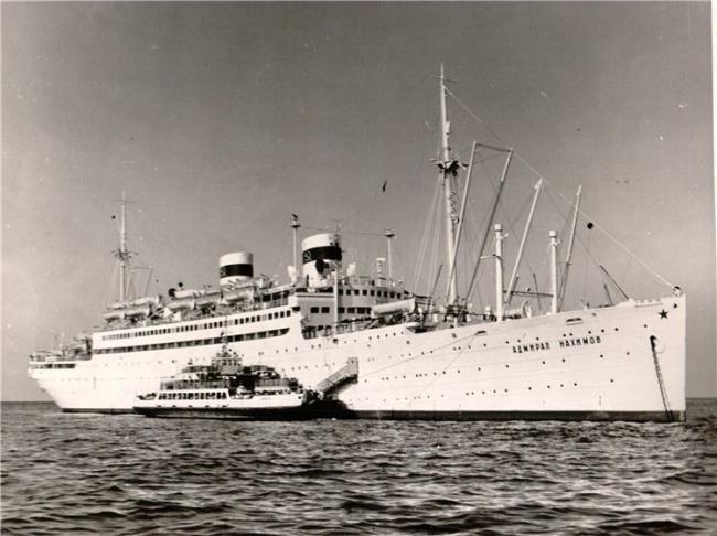 Самые известные кораблекрушения: пароход «Адмирал Нахимов»
