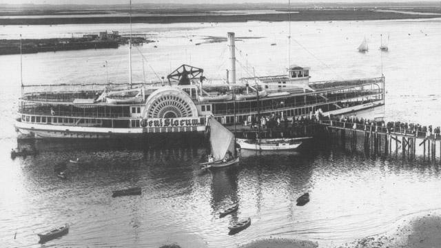 Самые известные кораблекрушения: пароход «Генерал Слокам»
