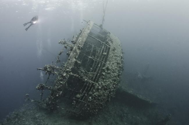 Самые известные кораблекрушения: судно «Умбрия»