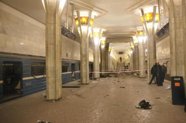 Взрыв в минском метро - трагедия в Беларуси