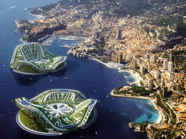 Города будущего - бельгийский проект