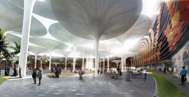 Города будущего - Масдар-Сити