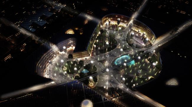 Города будущего - технические расчеты