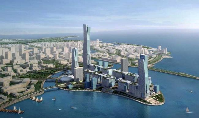 Города будущего - экономический город Короля Абдаллы