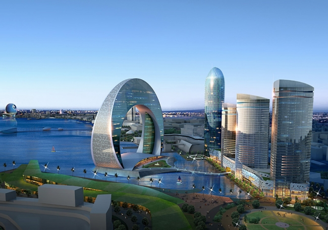 Города будущего - безопасные источники энергии