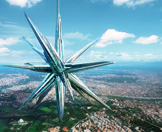 Города будущего - «Суперзвезда»