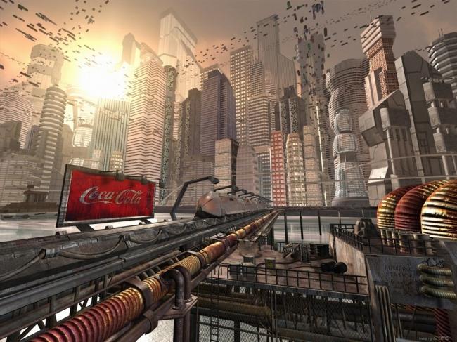Города будущего через 100 лет