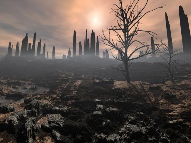 Будущее Земли без людей