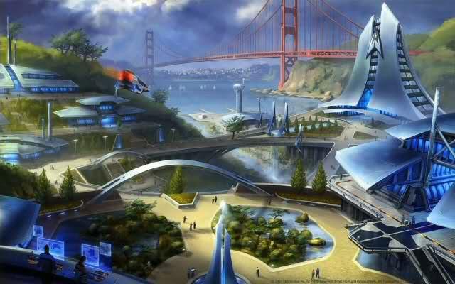 Будущее Земли - космические путешествия