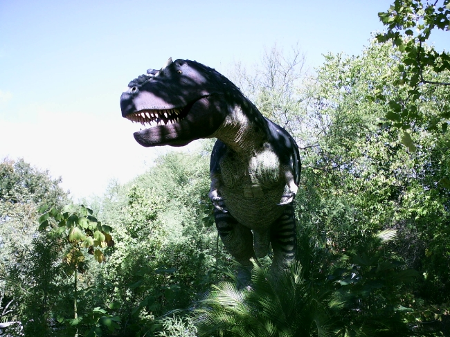 Тираннозавр - рептилия
