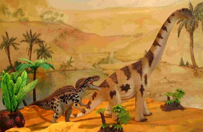 Хищные динозавры: находки в Северной Америке