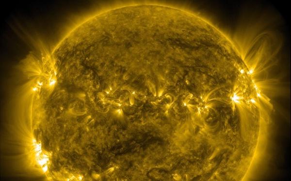 Взрыв на Солнце