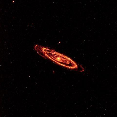 Созвездие Андромеды