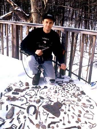 Клады Урала: находки