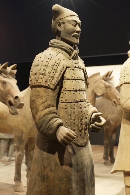 Музей терракотовой армии в Сиане