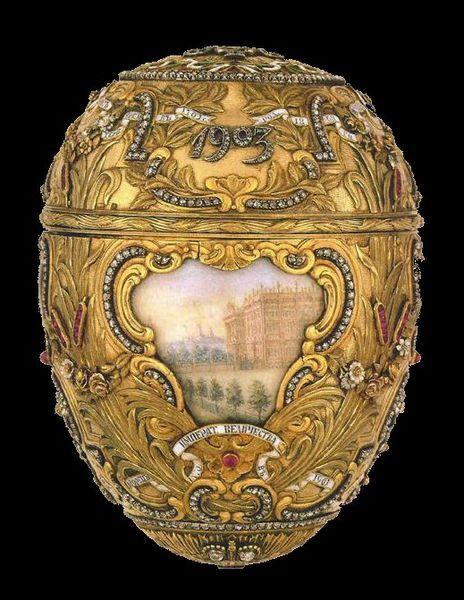 Ненайденные сокровища: яйца Фаберже