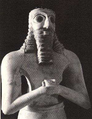 Религия шумеров: бог Энки