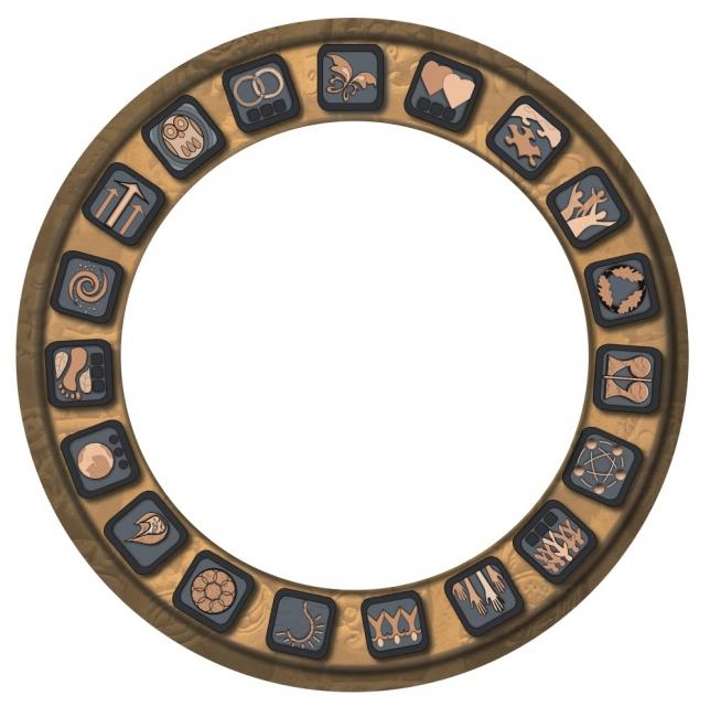Сакральный календарь майя