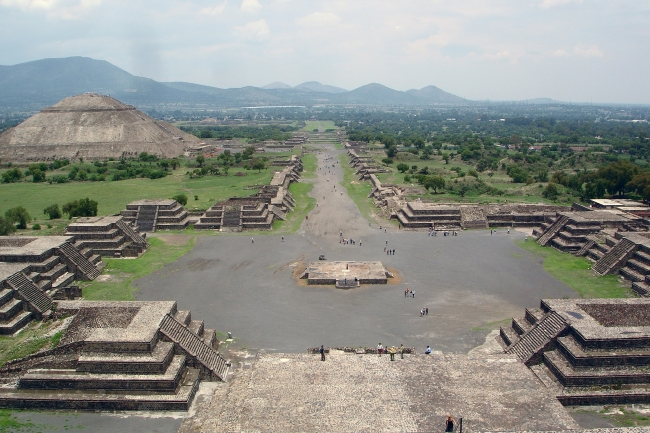 Секреты древних цивилизаций: Теотиуакан