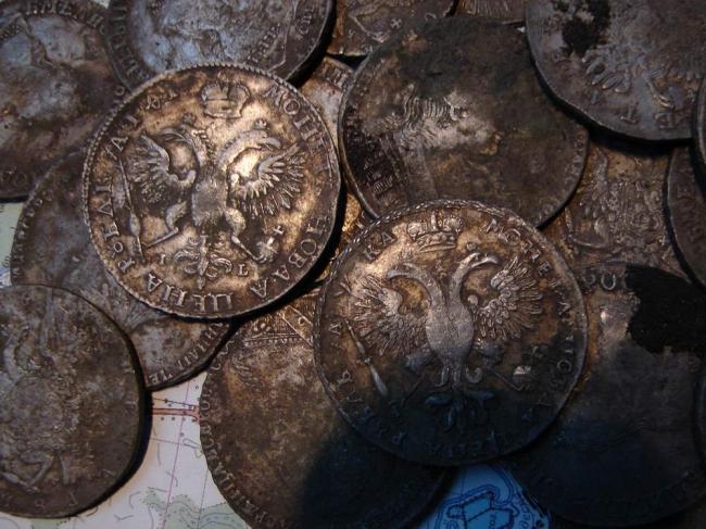 Поиск кладов в России: клад купца Мигалкина