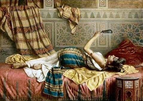 Гарем султана Сулеймана: рабыни