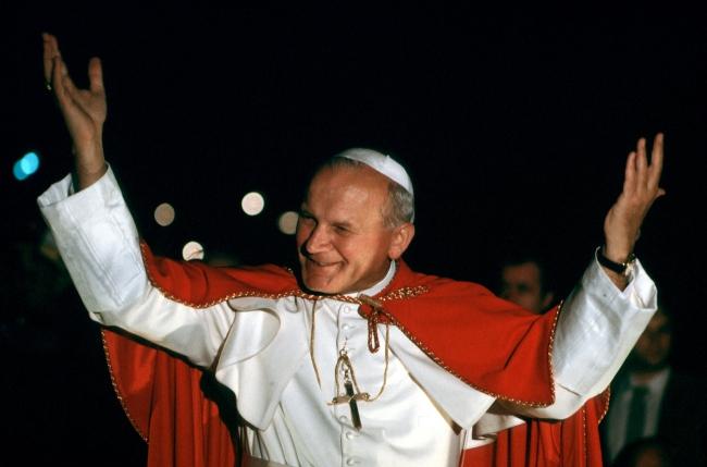 Папа Иоанн Павел II: путешествия по миру
