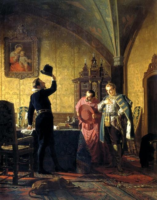 Лжедмитрий I - новый царь