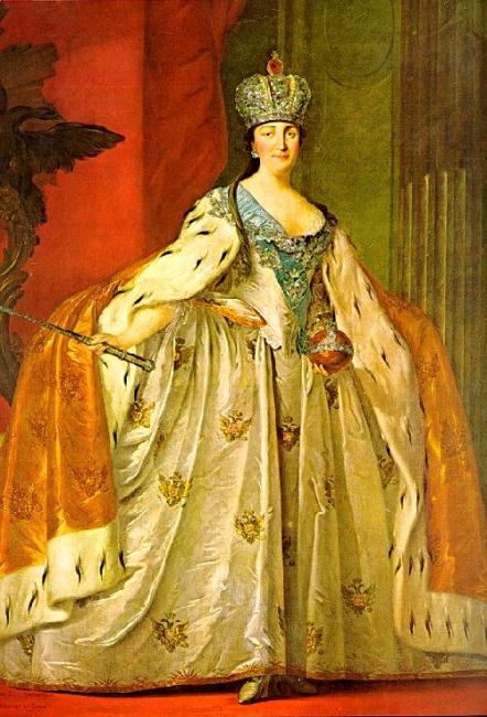 Екатерина II: расширение границ империи
