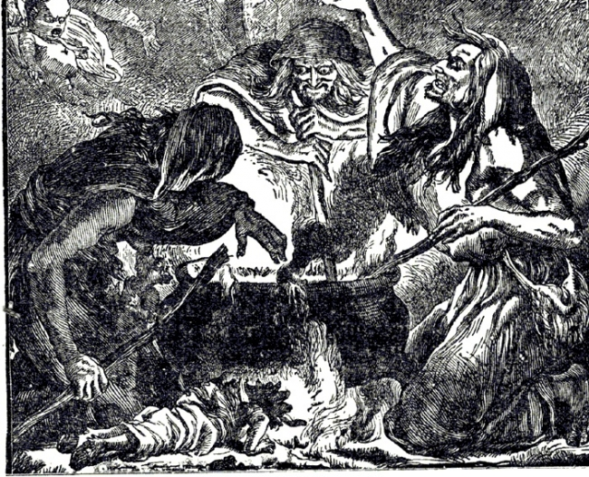 Виды ведьм