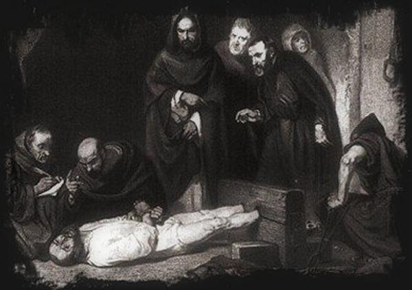Святейшая инквизиция - расследования