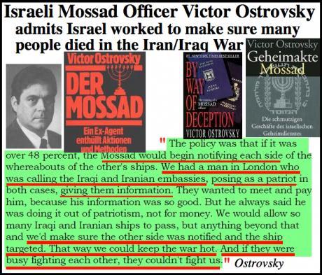 Израильская разведка - борьба с террором