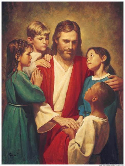 Отношение мормонов к Христу