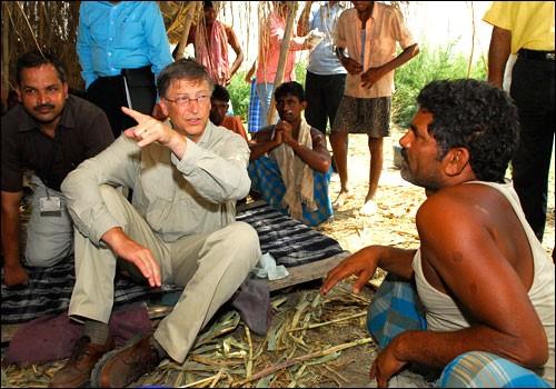 Билл Гейтс: благотворительный фонд
