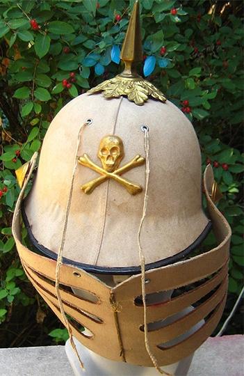 Ритуалы масонов: шлем