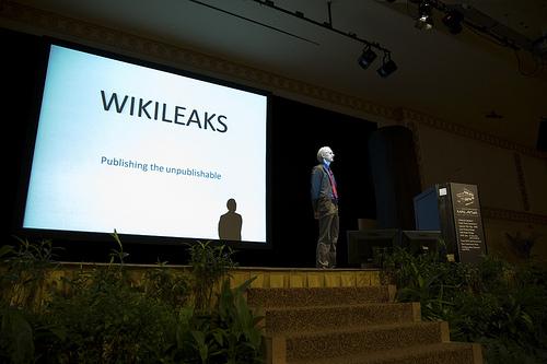 Wikileaks - сайт