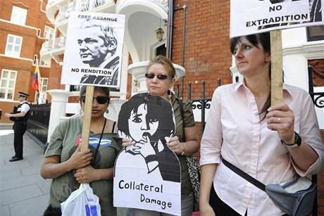 Wikileaks: сторонники