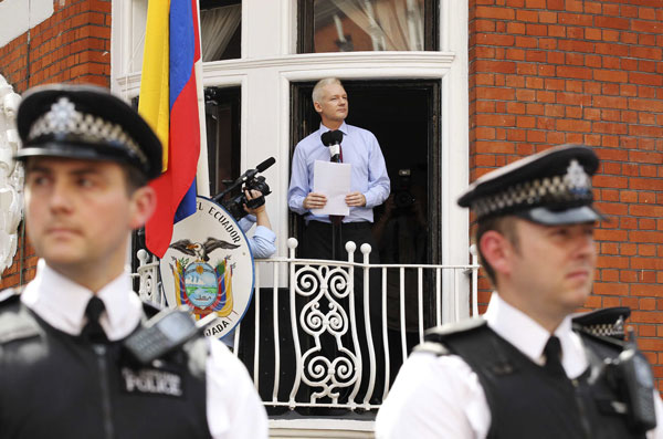 Wikileaks - самовыражение