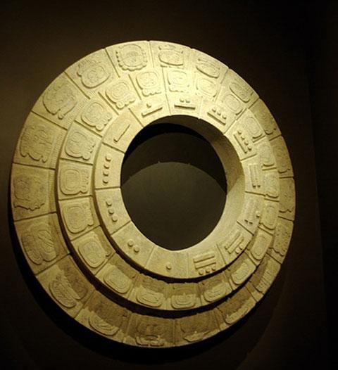 Цолькин - концепция мироздания майя