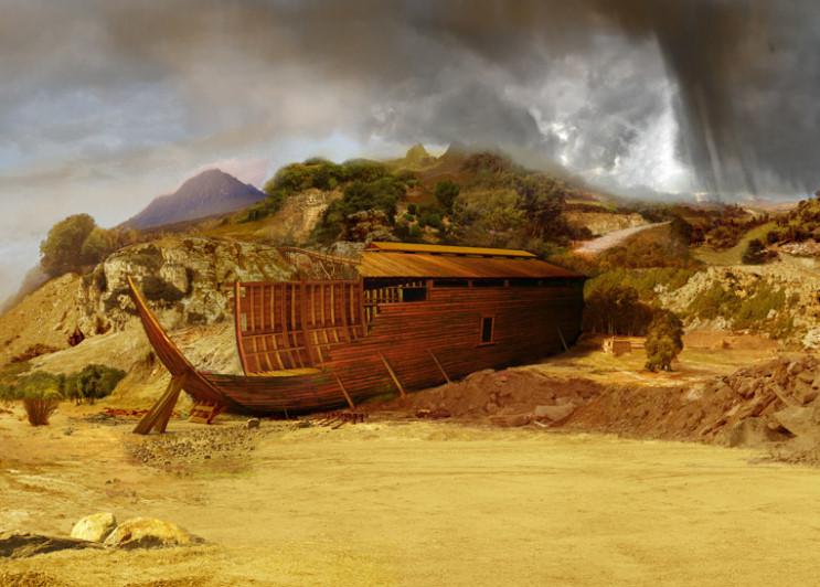 Ноев ковчег - размеры