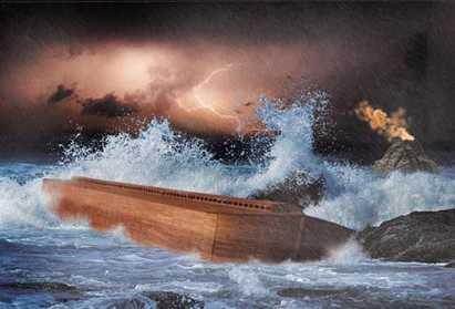 Ноев ковчег - легендарная загадка