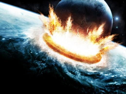Планета Нибиру - столкновение с Землей