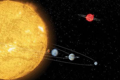 Планета Нибиру - небесное тело