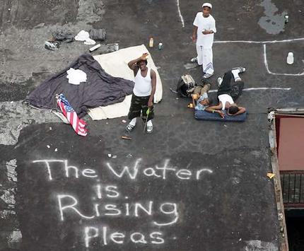 Ураган Катрина: Новый Орлеан