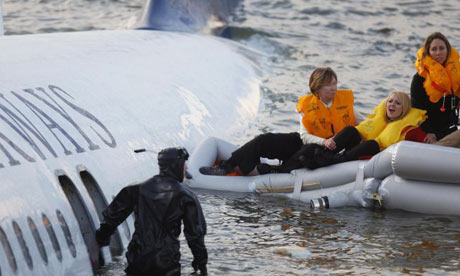 Выжившие в авиакатастрофах - шанс на жизнь