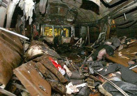 Теракты в московском метро 2004 год: смертник